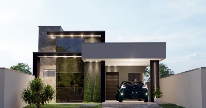 Casa à venda no Residencial Flamboyant